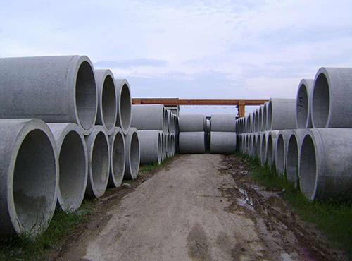 顶进施工法钢筋混凝土排水管