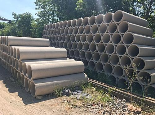 平口式钢筋混凝土排水管