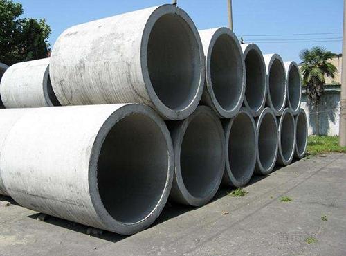 企口式钢筋混凝土排水管